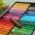 50 Couleurs Huile de Crayon Non-Toxique Pastels Dessin Pastels Peinture Stylos Artistes Etudiants Fournitures Mécaniques Cadeau pour Enfants
